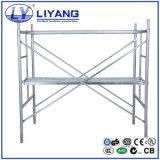 Galvanisierte Baugerüst-Stützbalken-Rahmen-Systeme