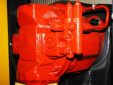 널리 이용되는 8.5t 노란 0.3m3 물통 바퀴 작은 굴착기 가격