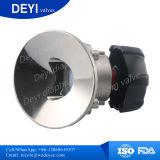Soupape à diaphragme sanitaire de bas de réservoir d'acier inoxydable (DY-DPV105)