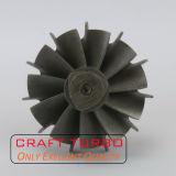 Asta cilindrica della rotella di turbina di Gt15 708450-0004