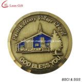 Heiße Verkaufs-Antike-Goldandenken-Herausforderungs-Münze