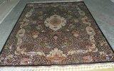 絹のカーペット