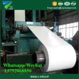 PPGL оцинкованной стали с полимерным покрытием лист в обмотке