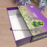 Caja de embalaje de cartón de la calidad fina caja de almacenamiento caja de regalo de Alimentos