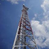 継ぎ目が無い鋼管のマイクロウェーブアンテナテレコミュニケーションタワー