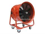 24  380V Ventilator van de Ventilator van de Lucht van de Hand het Duwende met Wielen