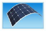 22% Leistungsfähigkeits-halb flexible Sonnenkollektor-Zellen für elektrisches Versorgungsmaterial