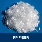 De Goede Kwaliteit van Fibra van het Polypropyleen van de Vezel pp van de bouw
