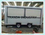 世界的なカートのキオスクおよび輸送のトロリー自動通りの販売のカート