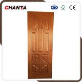 Peau de porte de placage à bois bon marché fabriquée