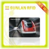 Cartão inteligente sem contato RFID para Metro, ônibus, metrô