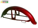 Ww-7706 JH70 Garde-boue Red Steel moto