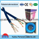 La catégorie 6, la fiche normale, STP a protégé le câble LAN du cordon de connexion CAT6