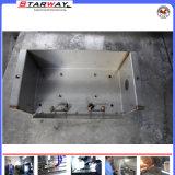 Peças feitas sob encomenda da fabricação de metal da folha da alta qualidade da precisão