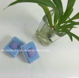 1つの紫色のコア自動Dishwashingの洗浄力があるタブレット、自動Dishwashingのタブレットの洗剤の最大のために環境に優しいOEM&ODM