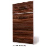 Porta de gabinete de madeira acrílica de Mdfkitchen (DM9659)