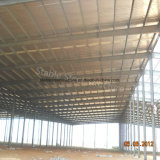 Taller de la estructura de acero de la luz de la venta directa de la fábrica con bajo costo