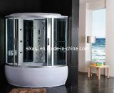 Salle de douche à vapeur pour deux personnes Cabine avec toutes les fonctions