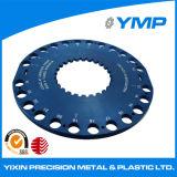 0.01 La tolerancia de mecanizado de fresado CNC personalizado con el color de aluminio anodizado