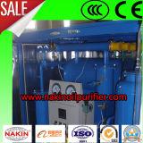 不用な変圧器の油純化器機械、オイル浄化システム、オイルのろ過