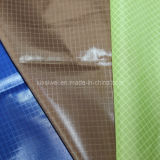 衣服があるように100%年のポリエステルによって染められる防水タフタファブリック(SLTN9181)を確認しなさい