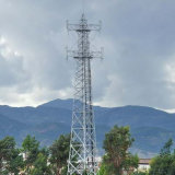 Galvanisierter Stahlgitter-Antennenmast