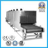 Máquina de secagem de cinto para gengibre / alho