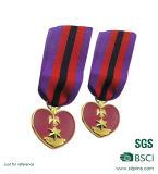 De bovenkant verkoopt de Militaire Medaille China van de Douane van de Prijs van de Fabriek
