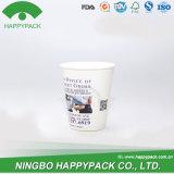 Taza de papel vendedora caliente del café de un sólo recinto del estilo de la alta calidad