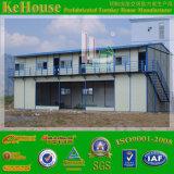 El bajo panel de emparedado costo de 2 cuentos EPS casa modular de acero