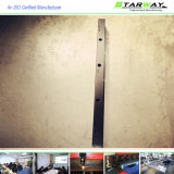 Pièces faites sur commande de découpage de laser avec la fabrication de tôle