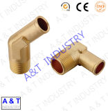CNC OEM ODM Customized Brass / Aluminium / Stainless Steel Parts Brass Fitting