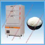 Vaporizador de arroz alimentos comerciais para venda