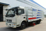 Dongfeng 6 Wheels Vacuum Sweeper Street Truck