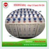 batería de almacenaje CD industrial del Ni de la UPS 1.2V 125ah