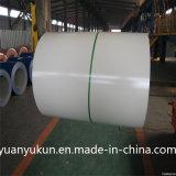 Prepainted Galvanizedcolor Hoja de acero con recubrimiento de zinc: Almacenamiento de la cámara de 30g/60g/80g/100g/120g/140g