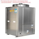 10kw 55-60の程度のアウトレット水サイクルの空気ソースヒートポンプ