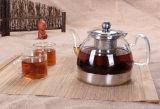 Corps en verre bas inoxydable bouilloire à thé pot de café
