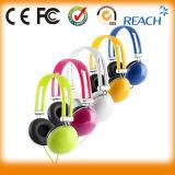 Migliori cuffie per l'attenuazione di rumore variopinte di Handfree del telefono mobile delle cuffie