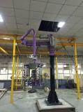 Máquina de vidro do manipulador
