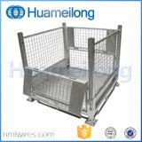 Galvanisierter Lager-faltbarer stapelnder Stahlladeplatten-Hochleistungsrahmen