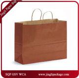 Красный творческий уникально мешок подарка венчания бумажный с вашим собственным логосом