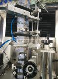 고속 PVC 애완 동물 두 배 수축 소매 레테르를 붙이는 기계