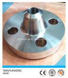Borde forjado F316L del cuello de la autógena del acero inoxidable de ASTM Wnrf