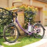 優雅な26インチの電気都市バイク(JB-TDF02Z)