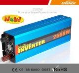 Alta calidad de 2V/24V/48V CC a 120V/220V AC Inversor Onda senoidal pura inversor solar fuera de la red 2500W