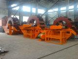 X Serie de arena lavadora en planta procesadora de piedra arenisca