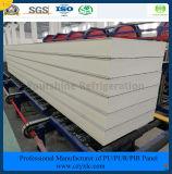 ISO, SGS는 서늘한 방 찬 룸 냉장고를 위한 100mm 돋을새김한 알루미늄 Pur 샌드위치 (빠르 적합하십시오) 위원회를 승인했다