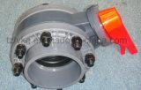PVC 나비 벨브 (ANSI, DIN, JIS, BS, CNS)