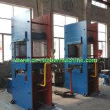 Pressione, Vulcanizer vulcanização Machine, Máquina de pressão a quente com Marcação ce&ISO